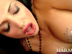 Harmony Vision Aletta Ocean loves it in the ass