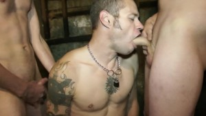 Stud Loves To Suck Cock - Factory Video