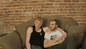 2 gays suck each other off - Factory Video