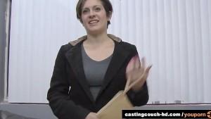 Castingcouch-HD.com - Latina Slut Casting