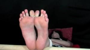 Candle Flame Torture Sasha Feet