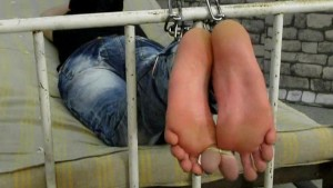 Sasha Foot Torture