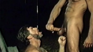 Wanted - Al Parker and Will Seagers Fuck Each Other In A Barn