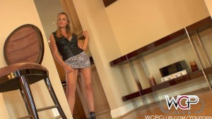 WCPClub Horny Housewife Milf enjoys BBC and a facial
