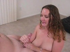 Holly Gives Me A Jolly Good Blowjob - Amateur District