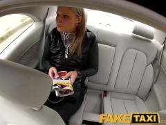 FakeTaxi Blonde babe f... video