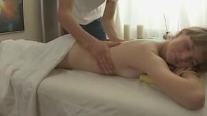 vaginal massage and Cum shot