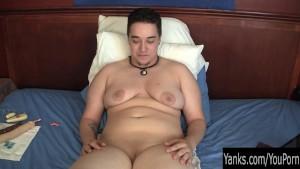 First Timer Amateur Skyler Masturbating