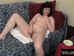 Picture Horny Amateur Lola Fingering Her Pussy