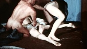 Extreme fisting scene from vintage porn EROTIC HANDS (1974)