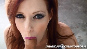 CANADIAN GIRLS LOVE CUM - Shanda Fay!