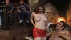 Redhead Swingers Fucks For Hubby's Approval