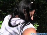 Jovencita Feucha Penetrada En La Calle