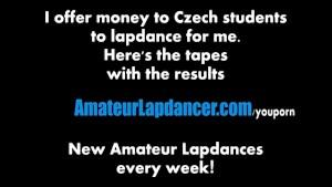 Amazing gipsy girl lapdances
