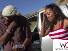 West Coast Production Black booty cheating