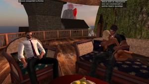 Matt l'ancien barman de Fred Adjani se tape sa femme Venicie sous ses yeux vidéo 2