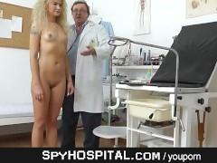 Picture Women clinic hidden cam set-up