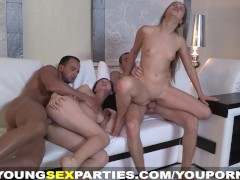 Young Sex Parties - Staying together to fuck