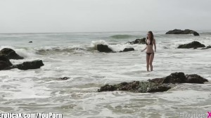EroticaX Emma Stoned in Ocean's Edge
