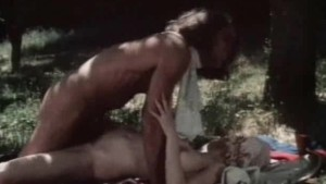 Vintage Outdoor Sex Play 1972