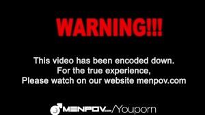 MenPov Cute guys fuck on a sex swing