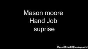 Mason Moore Handjob Honey