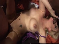 Englsih swingers gangbang party