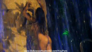 Bollywood Water Ritual With Indian MILF