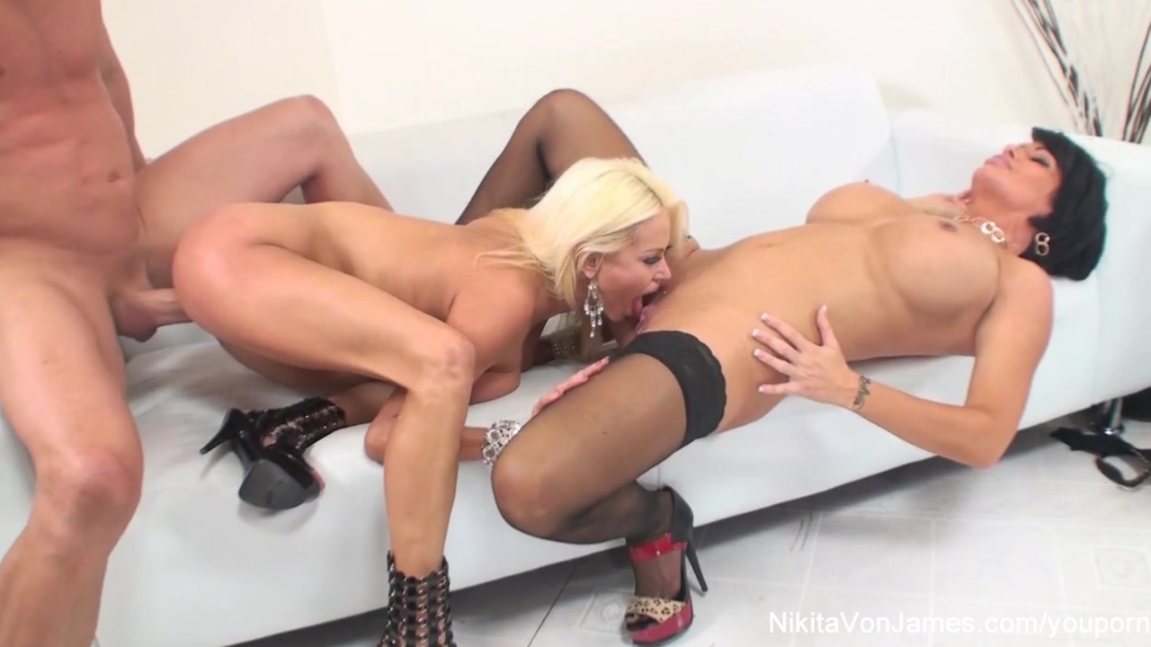 two hot milfs
