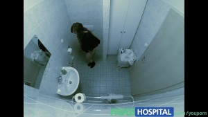 FakeHospital Lucky patient recieves sexual healing treatment from both the doctor and the nurse