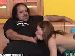 SunLustXXX Ron Jeremy is fucking my daughter!