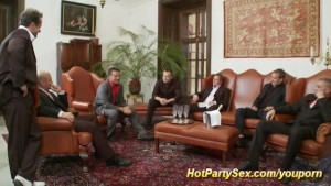 extreme groupsex party