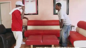 Bored Housewife Nicki Hunter Fucks Two Black Studs