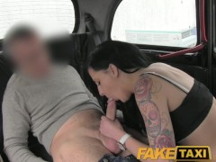 FakeTaxi Black haired ...