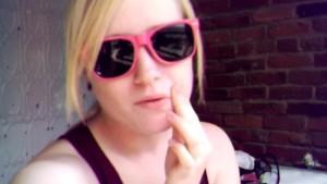 YouPorn Girl Video Blog #22 - Satine Bites The Big Apple