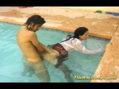 - Crazy wife gets huge f...