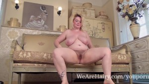 AJ Shine strips naked and has lots of fun naked