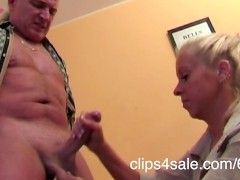 Xdreams - Strict Office Handjob - Produced by Twawer