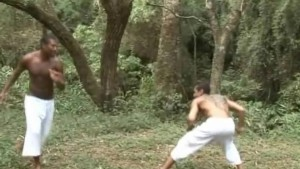 Muscular Gay Hardcore  Anal Fucking In The Forest
