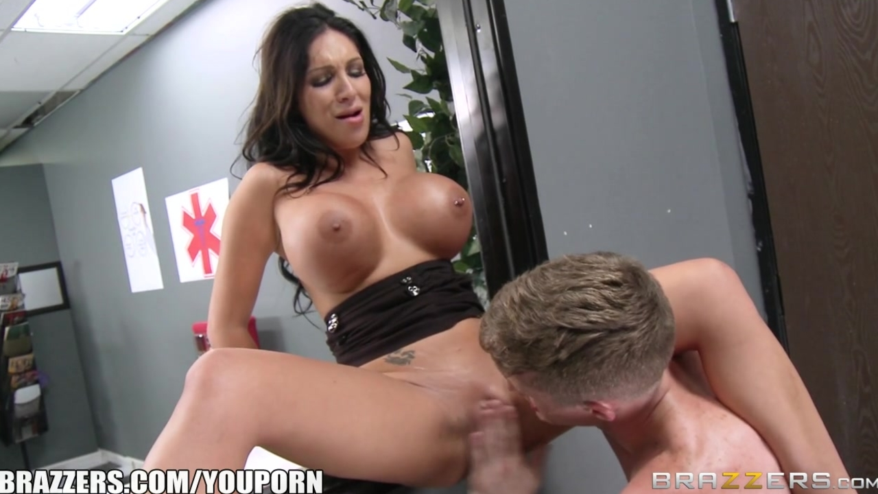 Brazzers - Emily knows how to make the work day fly by