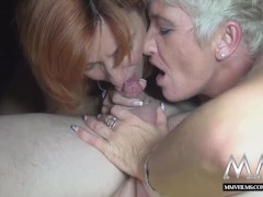 MMV FILMS Mature German Amateur Swinger Party