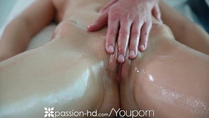 HD - Passion-HD Connie Carter gets fucked by oily cock