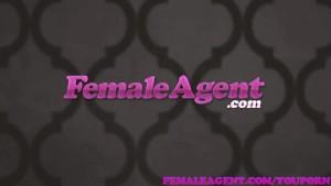 FemaleAgent Confident and flirtatious casting with a secret lesbian