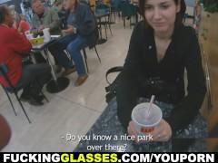 Fucking Glasses - She loves sex, so why not?