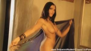 Dancer Makes Erotic Play