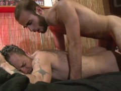 Right In The Backdoor - Damon Doggs Cum Factory