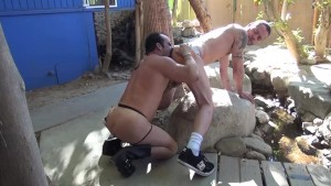 Cock addicted hunk - BareBackrt Media
