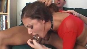 Horny Brunette Gets Ass And Mouth Stretched By Big-Cock – CRITICAL X