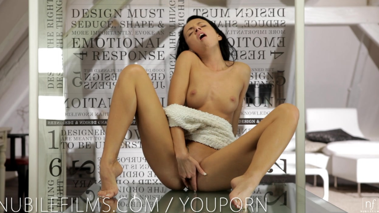 Nubile Films - Intense orgasm