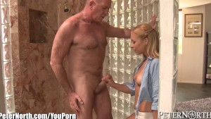 Carmen Caliente Convinces Step-Dad to Fuck Her Horny Pussy